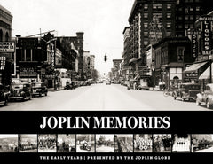 Joplin Memories: The Early Years Cover