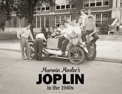 Murwin Mosler's: Joplin: in the 1940s Cover