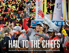 Hail to the Chiefs: How Kansas City Became Super Again, 50 Years After Their First Championship Cover