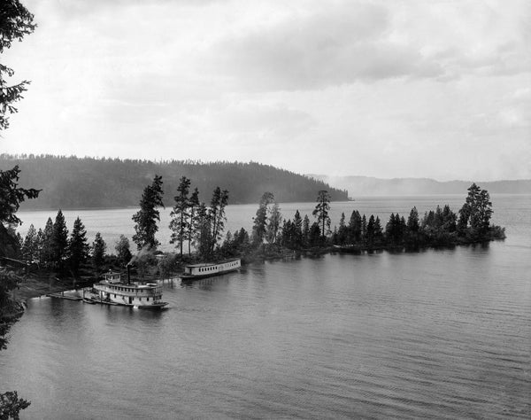 North Idaho Memories: The Early Years | 1800-1939