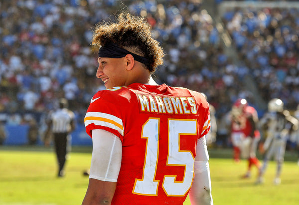 Patrick Mahomes: The Rise of a Champion: Foreword by Patrick Mahomes