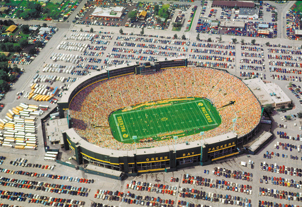 Lambeau Field: Green Bay's National Treasure