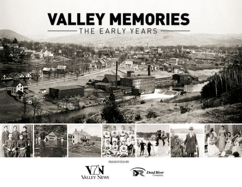 Valley Memories: The Early Years Cover