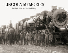 Lincoln Memories: The Early Years Cover