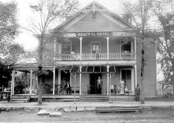 Gaston County Memories: The Early Years