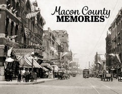 Macon County Memories Cover