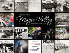 Magic Valley: Through Our Eyes Cover