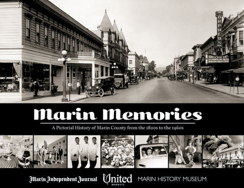 Marin Memories: The Early Years Cover