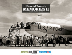Merced County Memories: Volume II - 1940s-1970s Cover