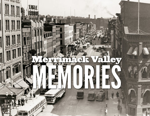 Merrimack Valley Memories Cover