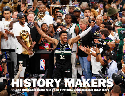 History Makers: The Milwaukee Bucks Win Their First NBA Championship in 50 Years