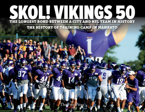Skol! Vikings 50 Cover
