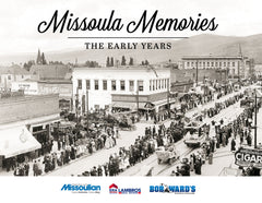 Missoula Memories: The Early Years Cover