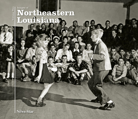 Images of Northeastern Louisiana: Volume II Cover