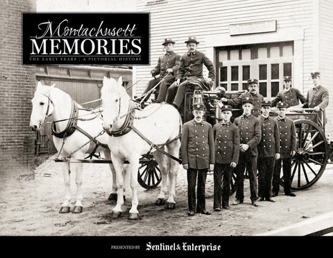 Montachusett Memories: The Early Years | A Pictorial History Cover