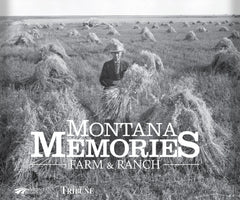 Montana Memories: Farm & Ranch Cover