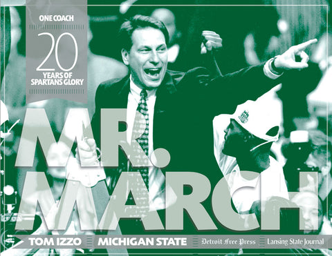 Mr. March: 20 Years of Spartans Glory Cover