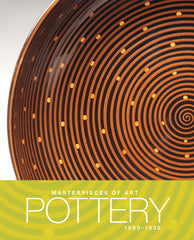 Masterpieces of Art Pottery: 1880–1930 Cover
