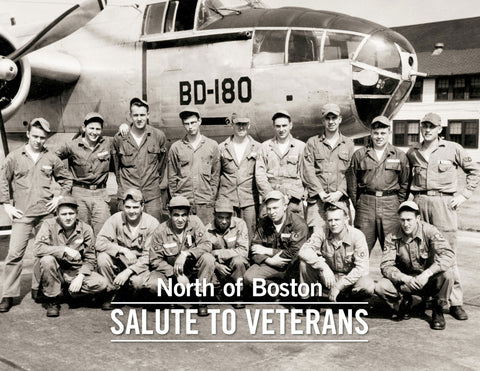 North of Boston: Salute to Veterans Cover