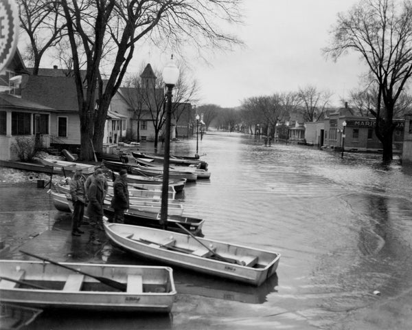 Washed Away: The 1965 Flood That Changed Mankato
