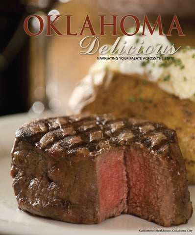Oklahoma Delicious Cover