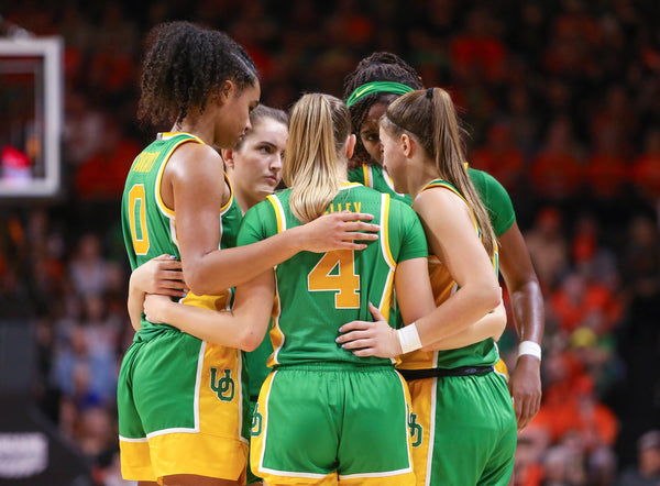 Unforgettable: The University of Oregon's Record-Breaking 2019–20 Women's Basketball Season
