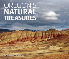 Oregon's Natural Treasures Cover