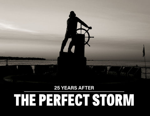 25 Years After: The Perfect Storm Cover