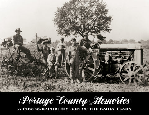 Portage County Memories: A Photographic History of the Early Years Cover