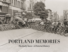 Portland Memories: The Early Years Cover