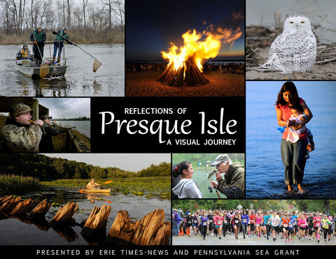 Reflections of: Presque Isle: A Visual Journey Cover