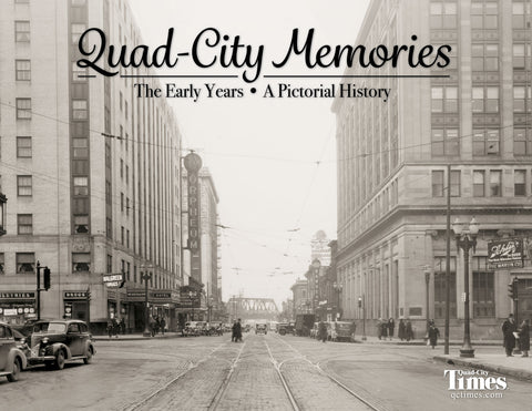 Quad-City Memories: The Early Years | A Pictorial History Cover