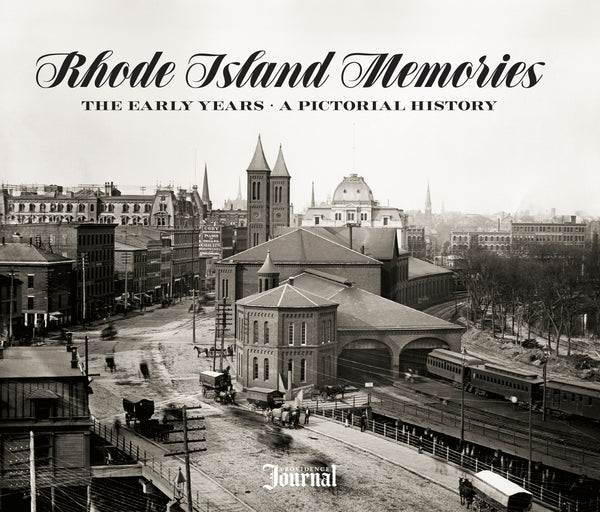 Rhode Island Memories: The Early Years Cover