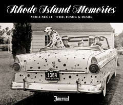 Rhode Island Memories II: The 1940s & 1950s Cover