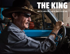 The King: 80 Years of a Racing Legend Cover