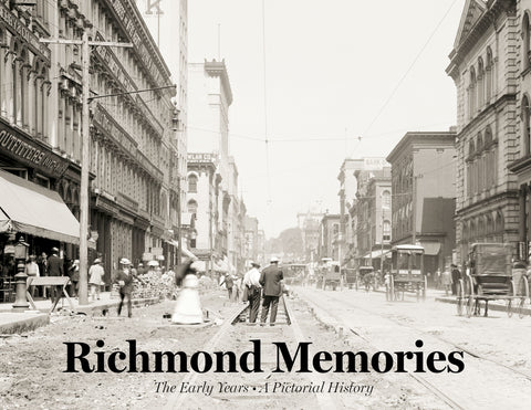 Richmond Memories: The Early Years Cover