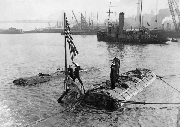 When Disaster Strikes: Shipwrecks, Storms and Other Calamities in Southeastern Connecticut