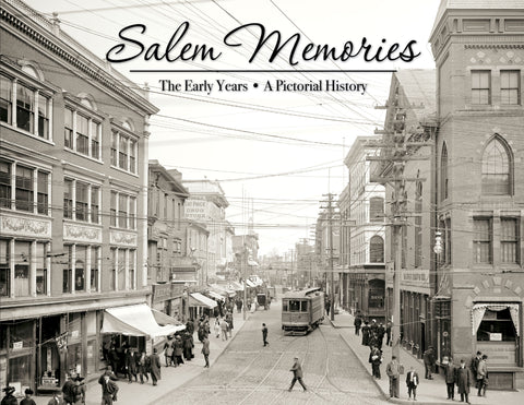 Salem Memories: The Early Years Cover