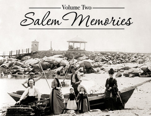 Salem Memories: Volume Two Cover