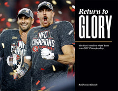Return to Glory: The San Francisco 49ers' Road to an NFC Championship Season Cover