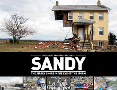 Sandy: The Jersey Shore in the Eye of the Storm Cover