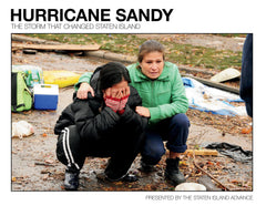 Hurricane Sandy: The Storm that Changed Staten Island Cover