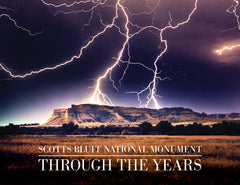 Scotts Bluff National Monument: Through the Years Cover