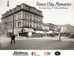 Sioux City Memories: The Early Years Cover