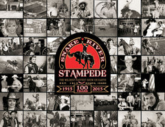 Snake River Stampede Rodeo: Celebrating 100 Years Cover