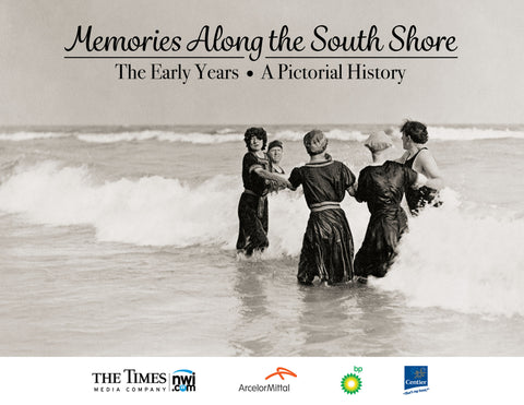 Memories Along the South Shore: The Early Years Cover