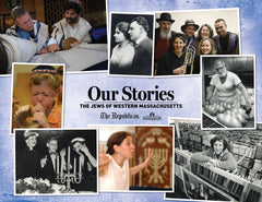 Our Stories: The Jews of Western Massachusetts Cover