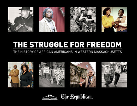 The Struggle for Freedom Cover