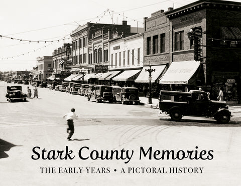 Stark County Memories: The Early Years Cover