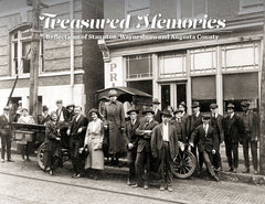 Treasured Memories: Reflections of Staunton, Waynesboro and Augusta County Cover
